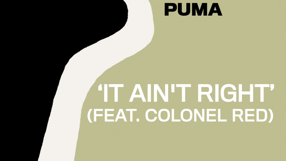 Chocolate Puma - It Ain't Right (feat. Colonel Red)